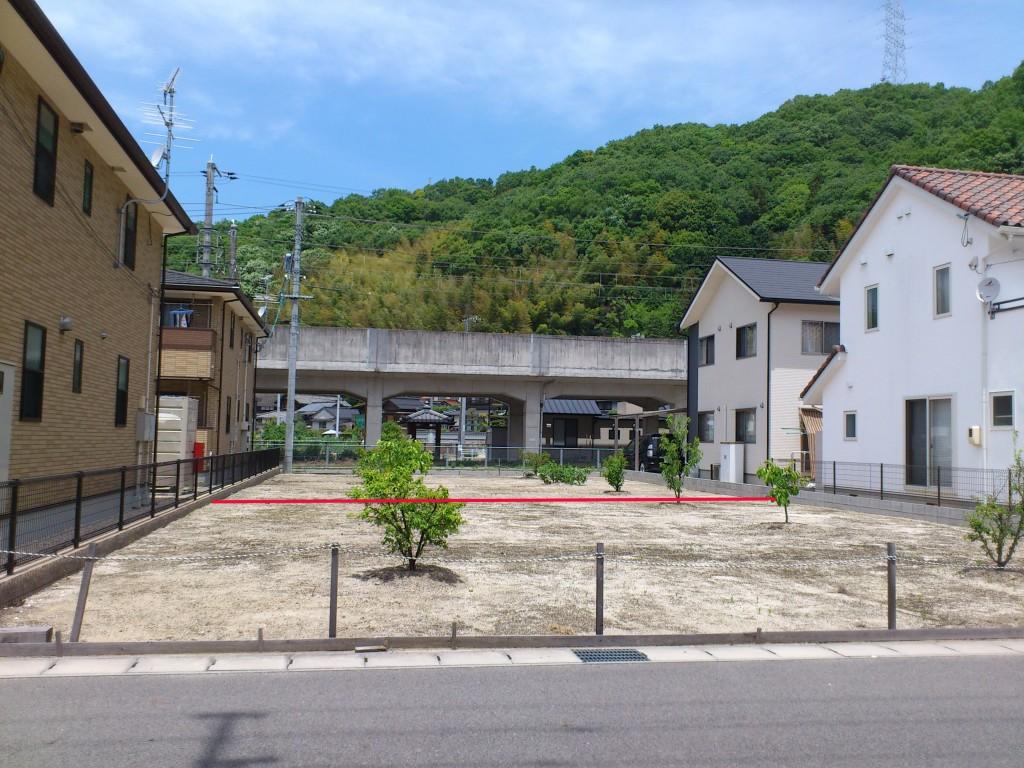 新倉売り地(9-4)