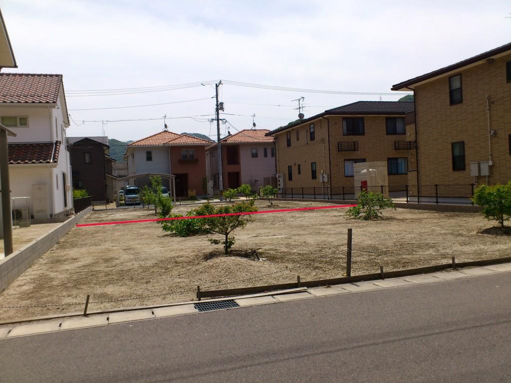 新倉売り地(9-28)